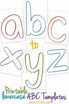 Letters Template Free Lowercase Abc Templates Free Printable A S Take