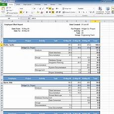 How To Create Expenses Report In Excel Make Office Time Entry Easy With Senomix Timesheets