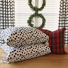 dalmatian pillow cover black and white pillow cover