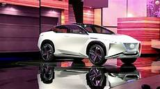 nissan 2020 electric car 2020 nissan imx electric crossover concept vehicle