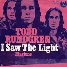 How To Play I Saw The Light On Guitar I Saw The Light Todd Rundgren Song Wikipedia