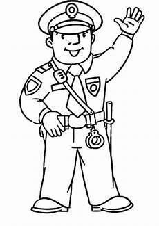 Malvorlagen Kinder Polizei Polizei 1 Ausmalbilder Malvorlagen