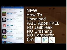 NEW Download PAID Apps & Games FREE iOS 12 / 11 / 10 NO