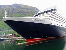 Cunard Northern Lights Cruise 2018 Cunard S Queen Elizabeth Will Undergo Refit In Late 2018