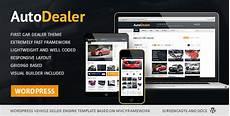 Car Dealer Wordpress Theme Free Download Auto Dealer Car Dealer Wordpress Theme By Winterjuice