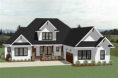 farmhouse house plan 4 bedrms 3 5 baths 3390 sq ft