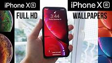 Iphone Xs Interactive Wallpaper by Iphone Xs Xr Wallpapers In Hd Resolution