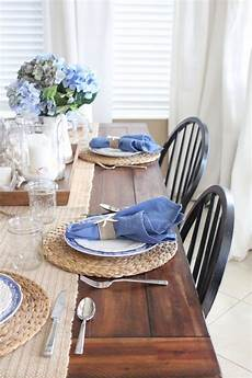 kitchen table setting ideas casual table setting ideas casual dinner table setting 7