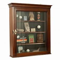 golf display cabinet