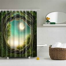 benjamin enchanted forest living room trees moon enchanted forest shower curtain bathroom