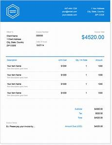 Incoice Template Invoice Template Send In Minutes Create Free Invoices