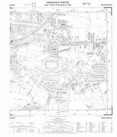 25 items on maps littlemoor area pudsey 1956 os 25 quot scale