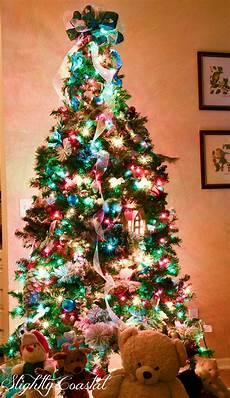 Professional Christmas Tree Lights Traditional Christmas Tree With Colored Lights