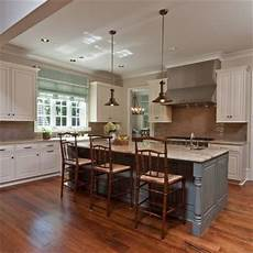 8 Exles Of Kitchens With Movable Islands That Make It 8 Foot Kitchen Island Design Kitchen The