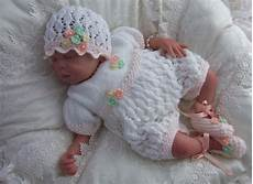 baby knitting pattern amelia reborn baby dolls