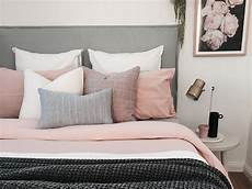 style hacks how to style a bed with pretty products