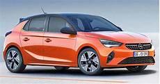 Opel Design 2020 by Burlappcar 2020 Opel Corsa