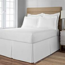fresh ideas space saver tailored 21 quot bed skirt reviews