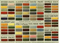 Craft Style Chart Arts Amp Crafts Color Schemes Art Amp Crafts Style