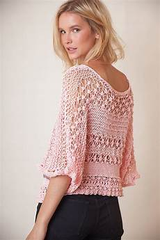cotton knit top dolman sleeve top pink jumper