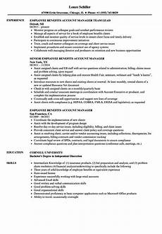 Employee Resume Job Employment Job Resumes Samples Best Resume Examples