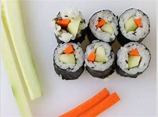 Easy Sushi Rolls   Recipe   Making sushi rolls, Sushi