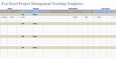 Free Excel Project Tracking Templates Free Excel Project Management Templates Project