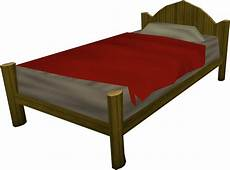 image wooden bed built png runescape wiki fandom