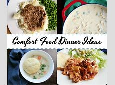 Cooking With Carlee: Our Favorite Comfort Food Dinner Ideas