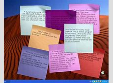 StickyNote   Download