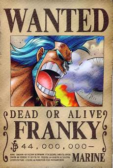 One Piece Wanted Poster One Piece Wanted Poster My Picture Collections