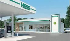 Convenience Store Exterior Design Dave Pinter Hess Prototype Convenience Store