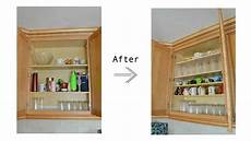 how to add shelves to existing kitchen cabinets and