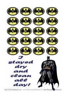 Batman Potty Batman Potty Training Chart Potty Training Chart Potty