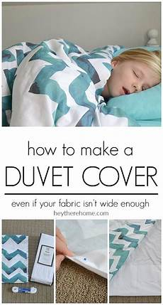 How To Make A Cover Sheet For A Paper 33 Diy Duvet Covers For Dreamy Bedroom Decor