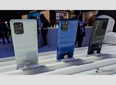 Samsung Galaxy S20 Ultra to feature a 108MP camera, 16GB