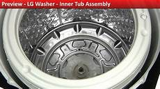 Lg Washer Drum Light Replacement Lg Washer Inner Tub Assembly Replacement Diagnostic