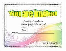 Ms Word Invitation Templates Free Download 69 Microsoft Invitation Templates Word Free Amp Premium