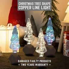 Light Bulb Shaped Christmas Lights E27 Holiday Decoration Bulb Christmas Tree Shape Led