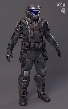 Soldier Hard See The Light Halo 2 Anniversary Odst Soldier Sergey Samuilov On