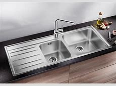Blanco stainless steel inset sinks made in Germany