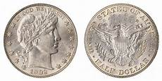 1902 Silver Dollar Value Chart 1902 Barber Half Dollar Coin Value Prices Photos Amp Info