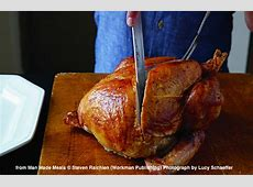 How to Carve a Turkey   Barbecuebible.com