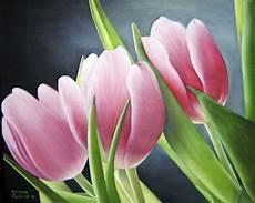 tulipani fiori tulipani opera d arte di alessandro calderone