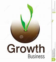Free Logos For Business Growth Business Logo Stock Vector Illustration Of Idea