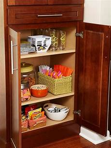 kitchen cabinets organization ideas pantry cabinet ideas the owner builder network