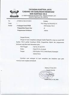 contoh surat tugas kepala sekolah dari yayasan surat 35