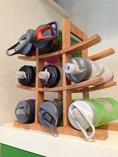 looking for a tidy way to stash your camelbak bottles use