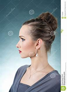 Model Profile Photo Beautiful Model Profile Stock Photo Image Of Female