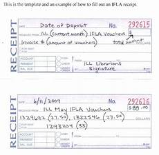 How To Write A Sales Receipt How To Fill Out An Invoice Book Apcc2017